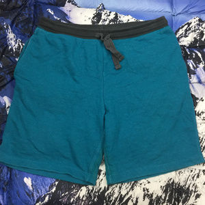 The North Face Blue Casual Shorts Size XL